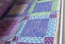 patchwork ágytakarók