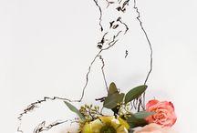 Illustration / by Yulya Glushakova