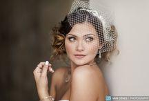 bridal headdres || menyasszonyi fejdíszek