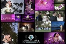 Raymond Wedding Collages / Professional photography