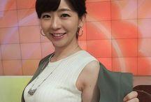 松尾由美子アナ