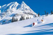 To ski or Not to ski. / by Nat @ ShabbyD