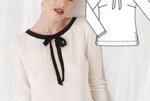 clothes - sew pattern