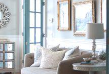Living room ideas / by Keri Goss