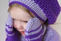 Crochet Clothing (ideas)