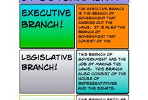 Social Studies - 3 Branches / by Heather Davidson