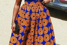 selection de robes africaines