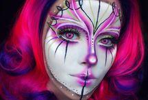 @ artbeautychaos Makeup