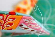 Craft- Quilting- English Paper PIecing