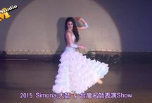 "My Bellydance Video / ""Wahsthini"" - peformance in Taiwan 2015"