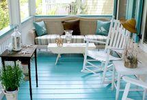 CB porch