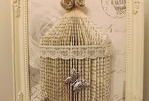 UPCYCLE BOOK IDEAS