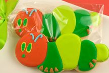 Very Hungry Caterpiller Party / by Tiger Lily Invitations