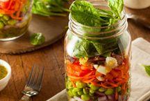 Our LINEAVI salads !