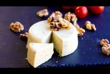 cook! vegan cheese recipes / Cheese and all vegan!