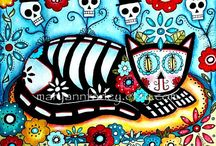 Day of the Dead / by Linda Johnson