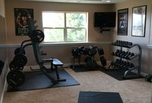 Fitness Equipment & Home Gym / Fitness equipment and ideas for the ultimate home gym!