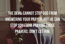 Quotes and prayers