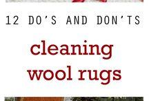 Tips på rengjøring og lignende