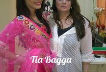meeting Surbhi and #Tia / meeting Surbhi and #Tia