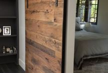 barn door lounge
