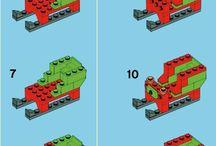 Lego instructies