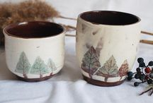 Alive Objects -Dishware / Unique handmade ceramics by Alive Objects. Mugs, cups, bowls, plates...  https://www.etsy.com/your/shops/aliveobjects