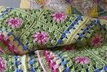 Blankets -Crochet