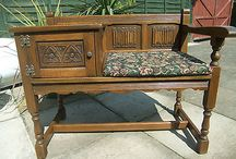 Old 'Old Charm' Furniture / Our Past Designs