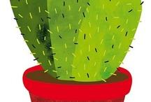 Ilustraciones Cactus