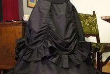 Victorian skirt DIY