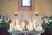 Soft ivory wedding