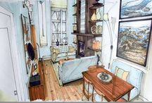 Sketching Interior