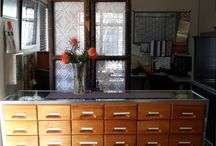 Authentic Artistic Interior / Interior decorations in the Guesthouse and Rooms