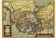 Greece maps / Greece maps - Χάρτες της Ελλάδας