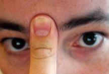 parmak bas sinüsleri akıt