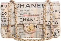 H A N D B A G S / Totes, clutches, shoulder bags, purses, and backpacks.