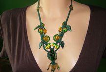 Macrame Jewellery / jewellery