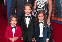 Famille célébrité