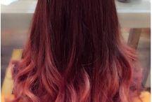 Hair Gradation