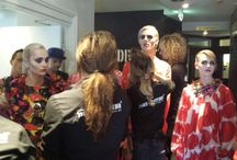 Fashion shows - make up by Make-up Studio / Fashionshows met Make Up van Make-up Studio
