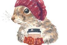 Bonnie's Squirrel