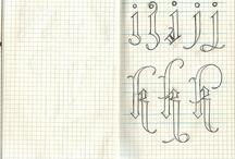 Typography - Blackletter