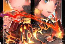 Ruby x Sapphire