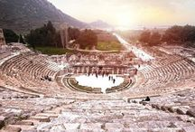 Ephesus City / Pictures from Ancient city of Ephesus