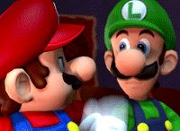 Super Mario GIFs / Some of my favourite animated gifs of #Mario and the Mario Series and characters.
