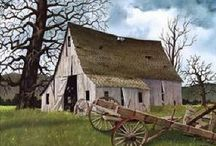 Barns / by Suzanne Jolly