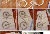kerékpár cukormassza