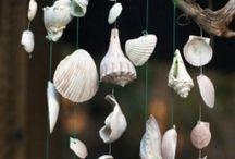 adornos con caracoles