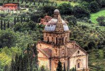 Tuscany - Toskana / by Rūta Navardauskaitė